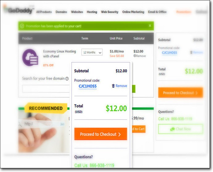 1 Dollar Hosting Select The Perfect One For Basic Sites