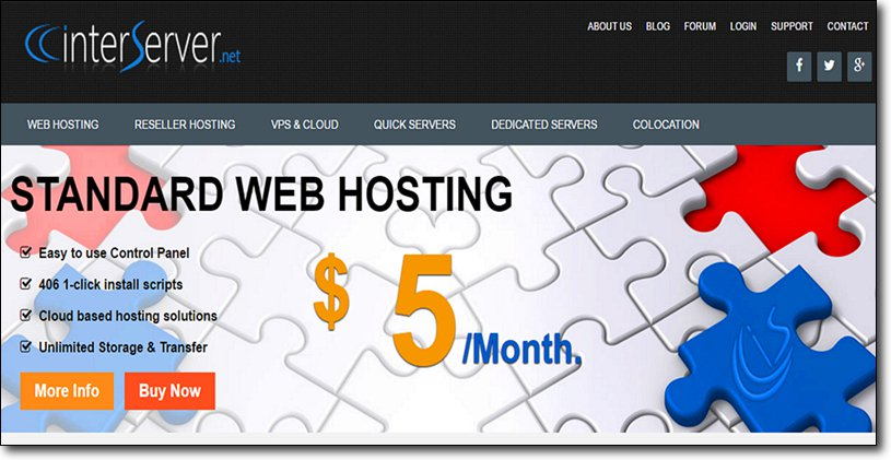 InterServer Review InterServer Net Coupon Code